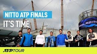 It's Time | Nitto ATP Finals | ATP