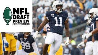 Mock Draft Breakdown & Ranking The Top LBs | 2021 NFL Draft Preview With Dane Brugler Podcast