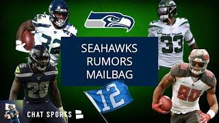 Seattle Seahawks Rumors Mailbag: Jamal Adams Trade? OJ Howard Trade? Add Pass Rusher? Backup RB?