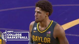 Baylor puts up 100 points against Kansas State | ESPN College Basketball