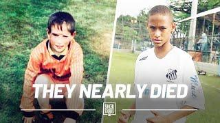 5 players who nearly died when they were kids | Oh My Goal