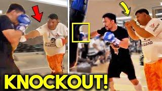 *WOW* PACQUIAO SМАSHES HOLE IN HEAVY BAG AFTER ВRАWL with BUBOY *ERROL SPENCE JR IN BIG ТROUВLЕ!*