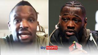 """""""I would love to smash Deontay Wilder's face!""""   Dillian Whyte on Povetkin, Joshua/Fury & Wilder"""