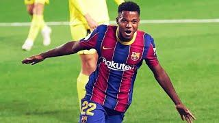 Why was Ansu Fati not allowed to received the Man of the Match award against Villarreal?| Oh My Goal