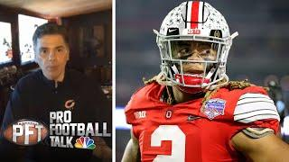 Instant Reaction: Chase Young chosen second overall by Redskins | Pro Football Talk | NBC Sports