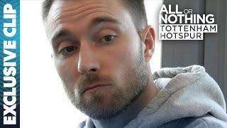 ERIKSEN Discusses Inter Move With MOURINHO and LEVY | All or Nothing: Tottenham Hotspur