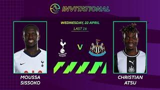 FIFA 20! MOUSSA SISSOKO v CHRISTIAN ATSU | Spurs v Newcastle