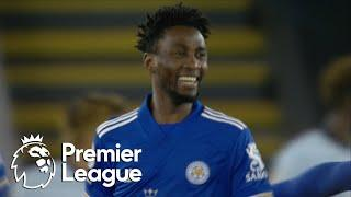 Wilfred Ndidi smashes Leicester into early lead against Chelsea | Premier League | NBC Sports