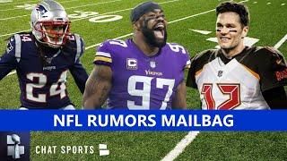 NFL Trade Rumors On Stephon Gilmore & Yannick Ngakoue + Everson Griffen To The Cardinals? | Mailbag