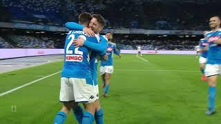 Highlights Serie A - Napoli vs Torino 2-1