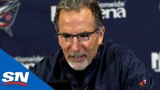 John Tortorella On Pierre-Luc Dubois Trade Situation & Acquiring Patrik Laine