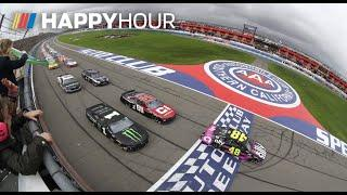 Relive Auto Club in 52 minutes: Happy Hour | NASCAR Cup Series at Auto Club Speedway