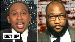 Stephen A. lashes out at former Cowboy Marcus Spears for saying Dak Prescott has leverage | Get Up