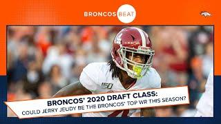 Could Jerry Jeudy be the Broncos' top WR this season? | Broncos Beat