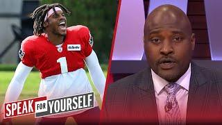 Bill Belichick is 'absolutely' committed to Cam Newton – Marcellus Wiley | NFL | SPEAK FOR YOURSELF