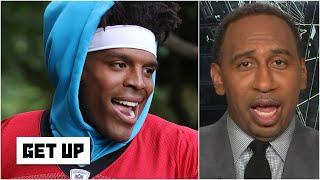 Stephen A.: Cam Newton makes the Patriots a top-3 team in the AFC | Get Up