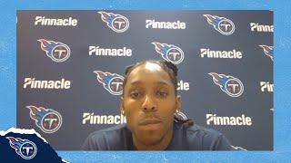 Adoree Jackson: I'm Working on Getting Better Each Day