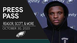 """Jalen Reagor: """"It's All About How You Respond"""" to Injuries, Adversity 