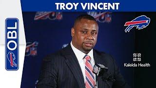 "Troy Vincent: ""We Can Represent Excellence"" 