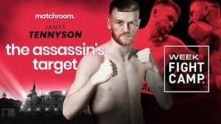 Belfast banger James Tennyson eyes British Title glory vs Gavin Gwynne at Fight Camp