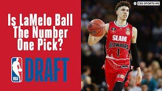LaMelo Ball #1 Pick, Cole Anthony Falls Out of Top-10   NBA Mock Draft Preview