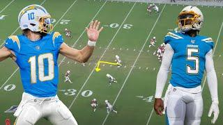 Watch Chargers Quarterbacks' Game Film with Offensive Coordinator Shane Steichen | Film Room: QBs