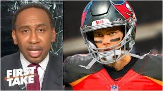 Video - Stephen A. thinks the Bucs have the best chance to knock off the 49ers in the NFC | First Ta