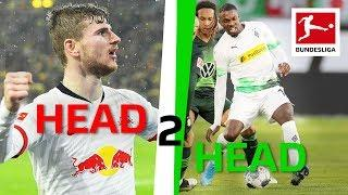 Timo Werner vs. Marcus Thuram - Super Fast Strikers Go Head-to-Head