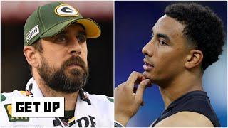 Packers will have a long season if Aaron Rodgers doesn't embrace Jordan Love - Marcus Spears| Get Up