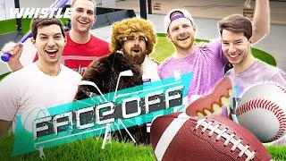 Dude Perfect Best Of FACEOFF!