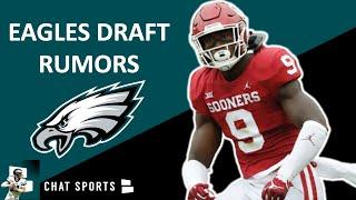 Eagles Draft: Kenneth Murray #21 Overall? Tee Higgins vs. Justin Jefferson + AJ Dillon In Round 4?