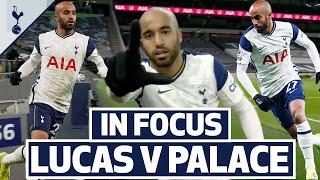 What a performance! IN FOCUS | LUCAS MOURA V CRYSTAL PALACE