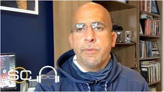 James Franklin on how Penn State is preparing for Ohio State at an empty Happy Valley | SC with SVP