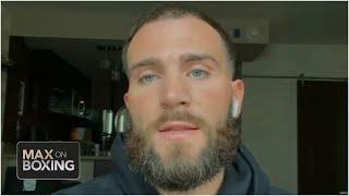 Caleb Plant previews upcoming fight vs. Caleb Truax | Max on Boxing