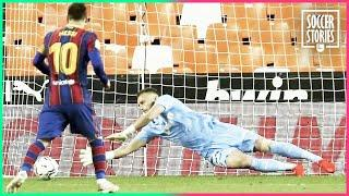 Is Lionel Messi bad at taking penalties? | Oh My Goal