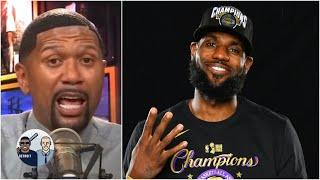 AD, D-Wade or Kyrie: Who has been LeBron James' best running mate? | Jalen & Jacoby
