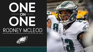 Rodney McLeod Discusses His WPMOY Nomination & More | Eagles One-On-One