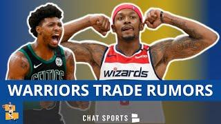 Golden State Warriors Rumors: Bradley Beal & Marcus Smart Trade Rumors + Warriors Trade Exception