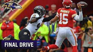 Ravens Will Beat Chiefs If They ... | Ravens Final Drive