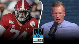 NFL Draft 2020: Chris Simms' Favorite Offensive Picks | Chris Simms Unbuttoned | NBC Sports