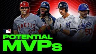 2021 Potential MLB MVPs (Mike Trout, Mookie Betts and more!) | 2021 Season Preview