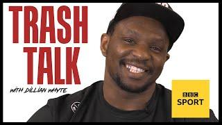 'He's scared of his own shadow!' - Dillian Whyte on Wilder, Fury & Joshua in  Trash Talk | BBC Sport