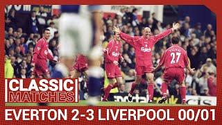 Premier League Classic: Everton 2-3 Liverpool | Incredible late derby drama