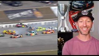 Cole Pearn sheds light on madness of Talladega Superspeedway | NASCAR Cup Series