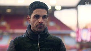 'I'm frustrated and disappointed'   Mikel Arteta on Aston Villa 1-0 Arsenal