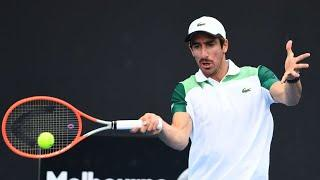 Pablo Cuevas vs Pablo Andújar (1R) Match Highlights | Melbourne Summer Series 2021
