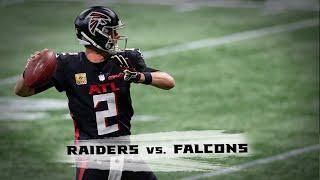 Back in our house | Raiders vs. Falcons hype
