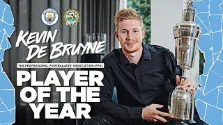 KEVIN DE BRUYNE | PFA PLAYER OF THE YEAR