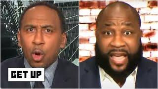 'Cry me a river!' Marcus Spears claps back at Stephen A. over Packers drafting Jordan Love | Get Up
