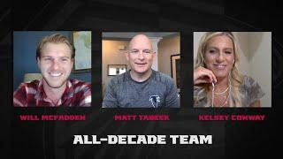 The End-Around: Writers debate All-Decade Team offense selections